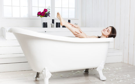 vasche con piedini