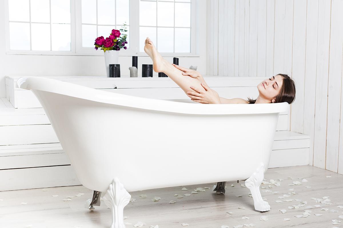 Cosa Vuol Dire Vasca Da Bagno In Inglese : La rinascita moderna delle vasche con piedini millecaratteri.it